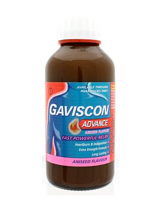 Gaviscon Advance Original Aniseed Flavour - 300ml