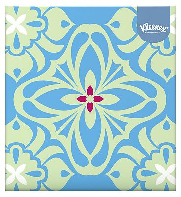 Kleenex Collection Cube Tissues