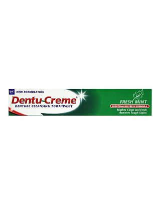 Dentu-Creme Denture Cleansing Toothpaste 75ml