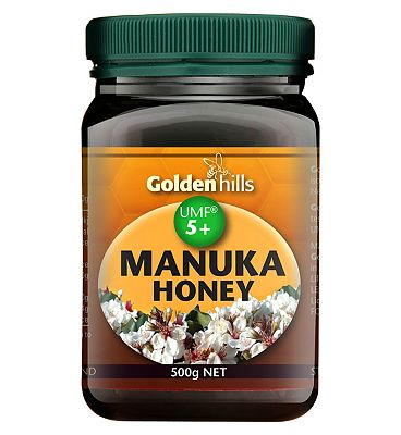 Golden Hills Manuka Honey UMF 5+ 500g