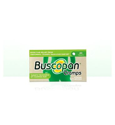 Buscopan Cramps - 20 Tablets