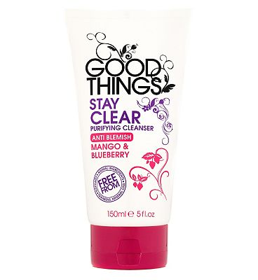 Good Things Stay Clear Purifying Cleanser 150ml