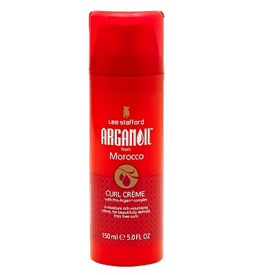 Lee Stafford ARGANOIL from Morocco Curl Crme 150ML