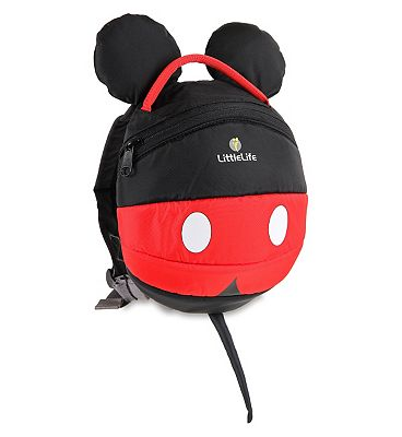 LittleLife Toddler Day Sack - Mickey Mouse