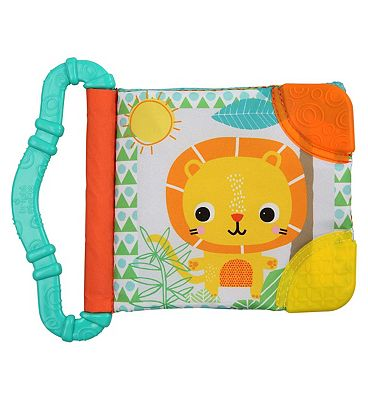 Bright Starts Soft Book