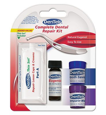 Den Tek Oral Care Kit