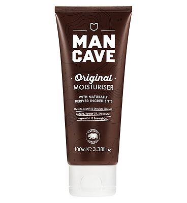 ManCave Borage Moisturiser 100ml