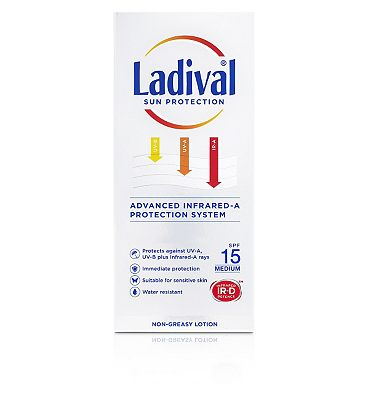 Ladival Sun Protection Lotion SPF15 200ml