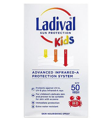 Ladival Kids Sun Protection Spray SPF50 200ml