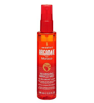 Lee Stafford ARGANOIL from Morocco Nourishing Miracle Mist
