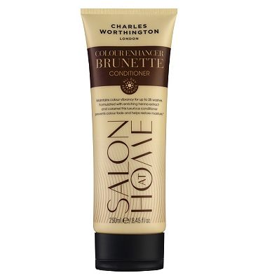Charles Worthington Colour Enhancer Brunette Conditioner 250ml