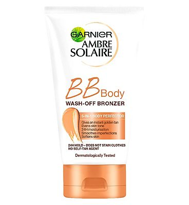 Ambre Solaire BB Body Wash Off Bronzer 150ml