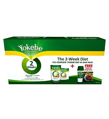 Yokebe 2 week Diet Pack