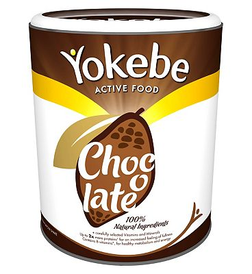Yokebe Chocolate Powder 450g