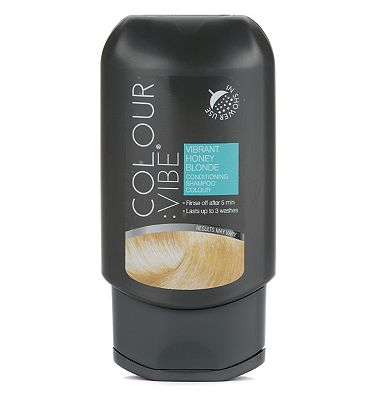 Colour:Vibe Vibrant Honey Blonde Conditioning Shampoo-in Colour