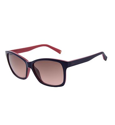 Joules Navy and Red Square Sunglasses