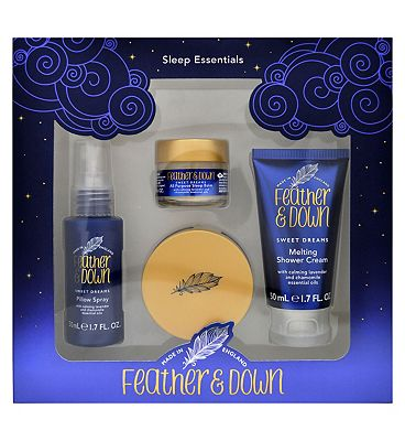 Feather & Down Sweet Dreams Travel Set