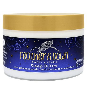 Feather & Down Sweet Dreams Sleep Butter 300ml