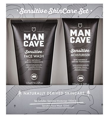 ManCave Sensitive SkinCare Set