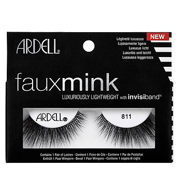 Ardell lashes faux mink 811 black