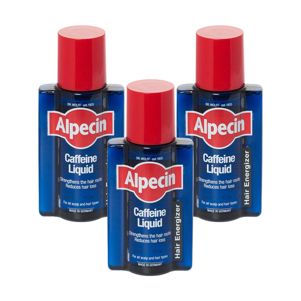 Alpecin After Shampoo Liquid - Triple Pack