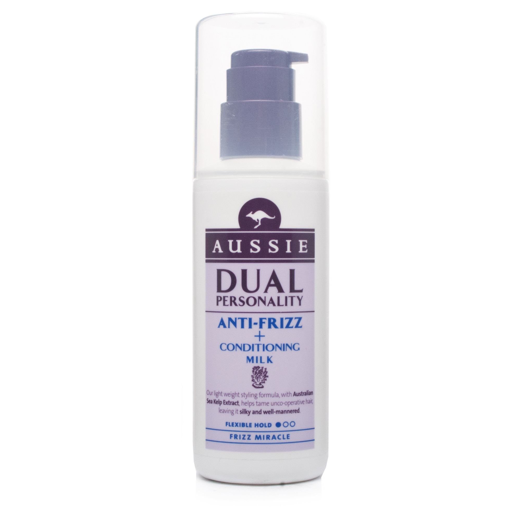 Aussie Dual Personality Anti-Frizz + Conditioning Milk