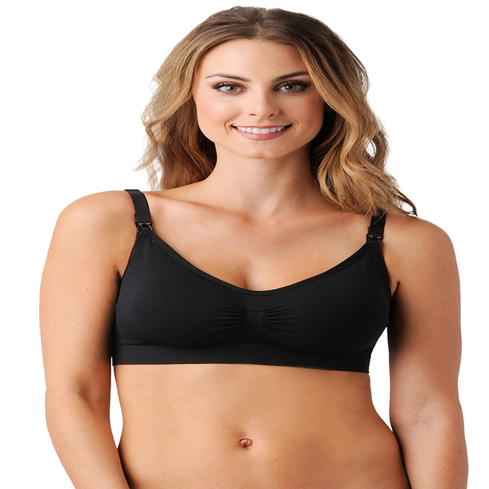 Belly Bandit Bandita Nursing Bra Black