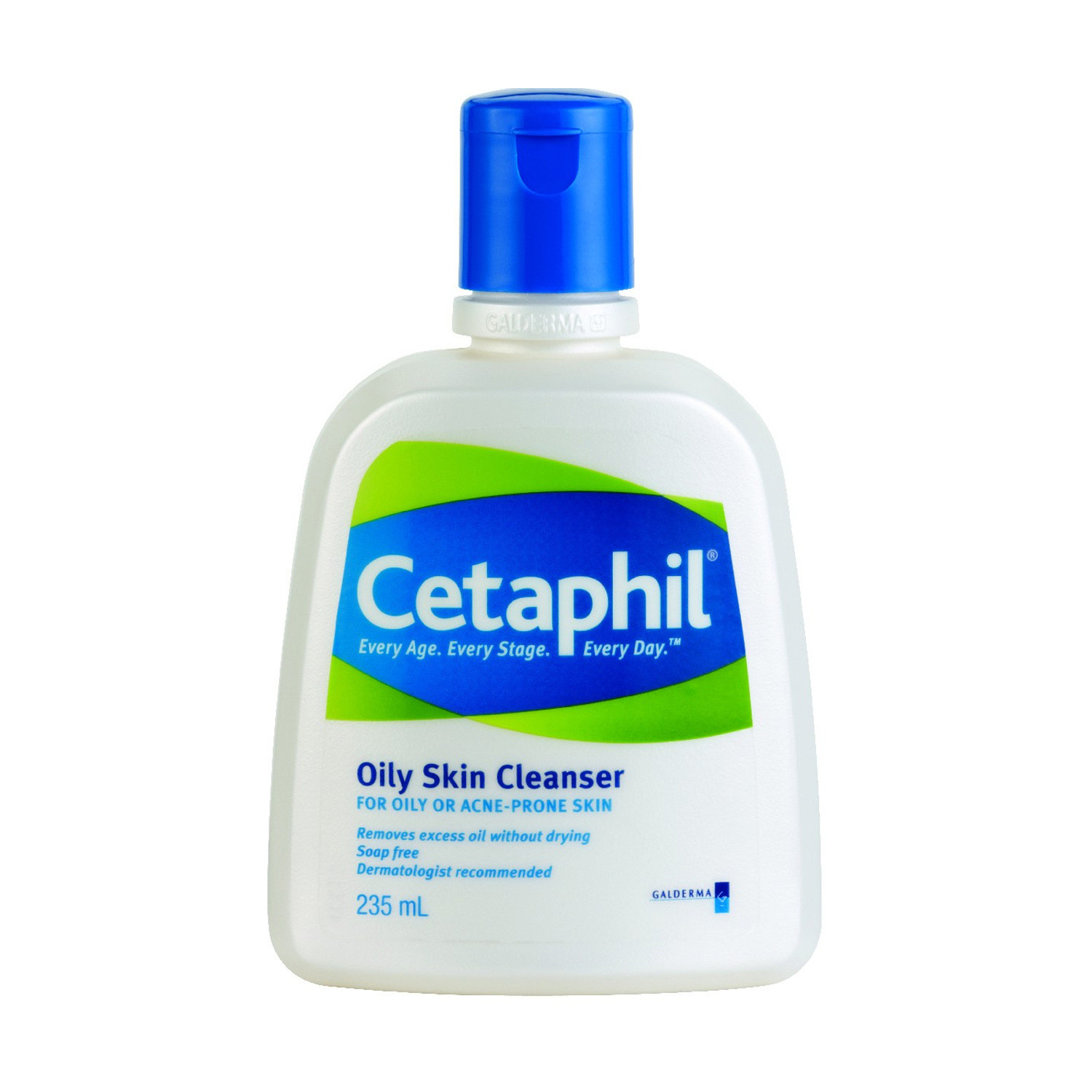 Cetaphil Oily Skin Cleanser Face