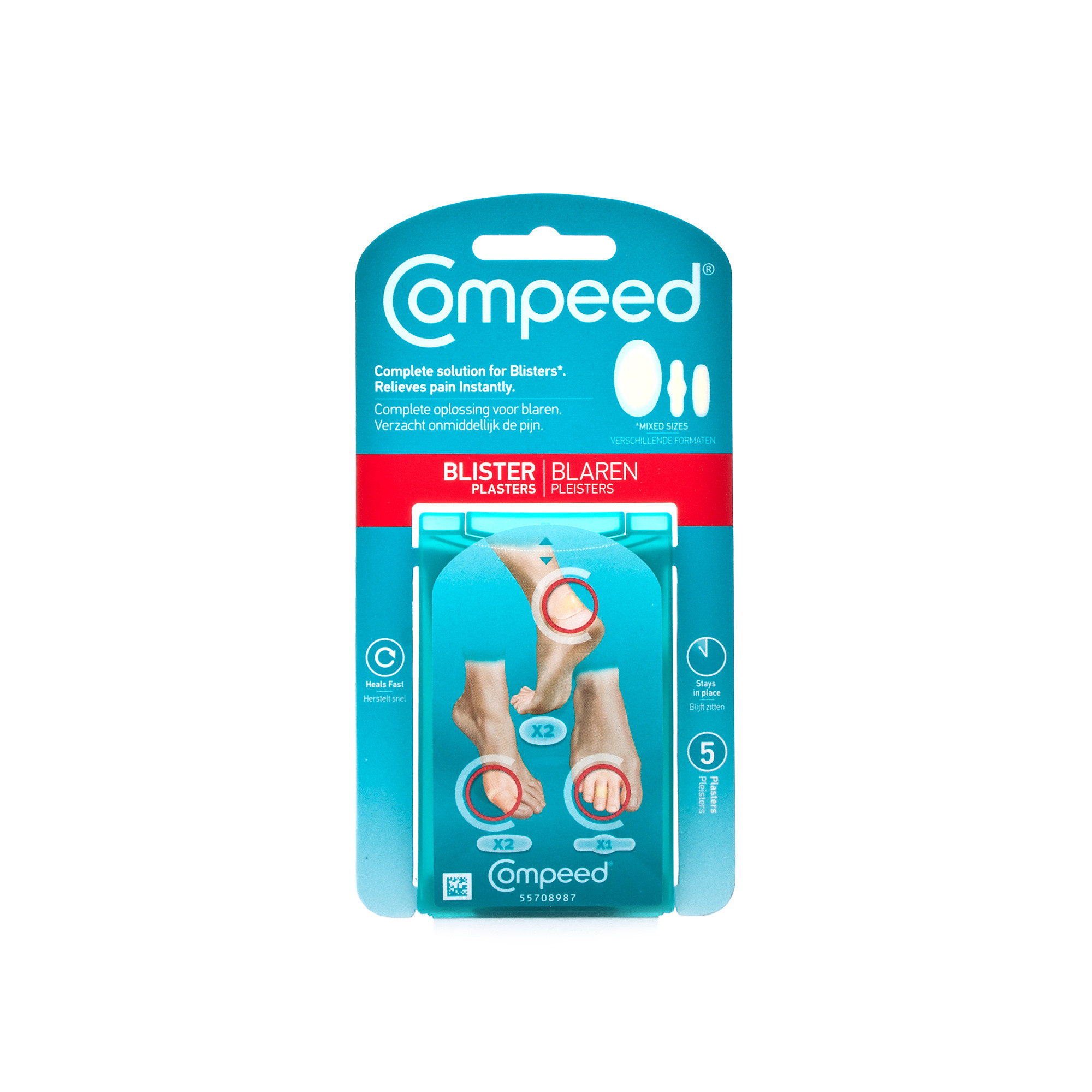 Compeed Blister Mixed Pack
