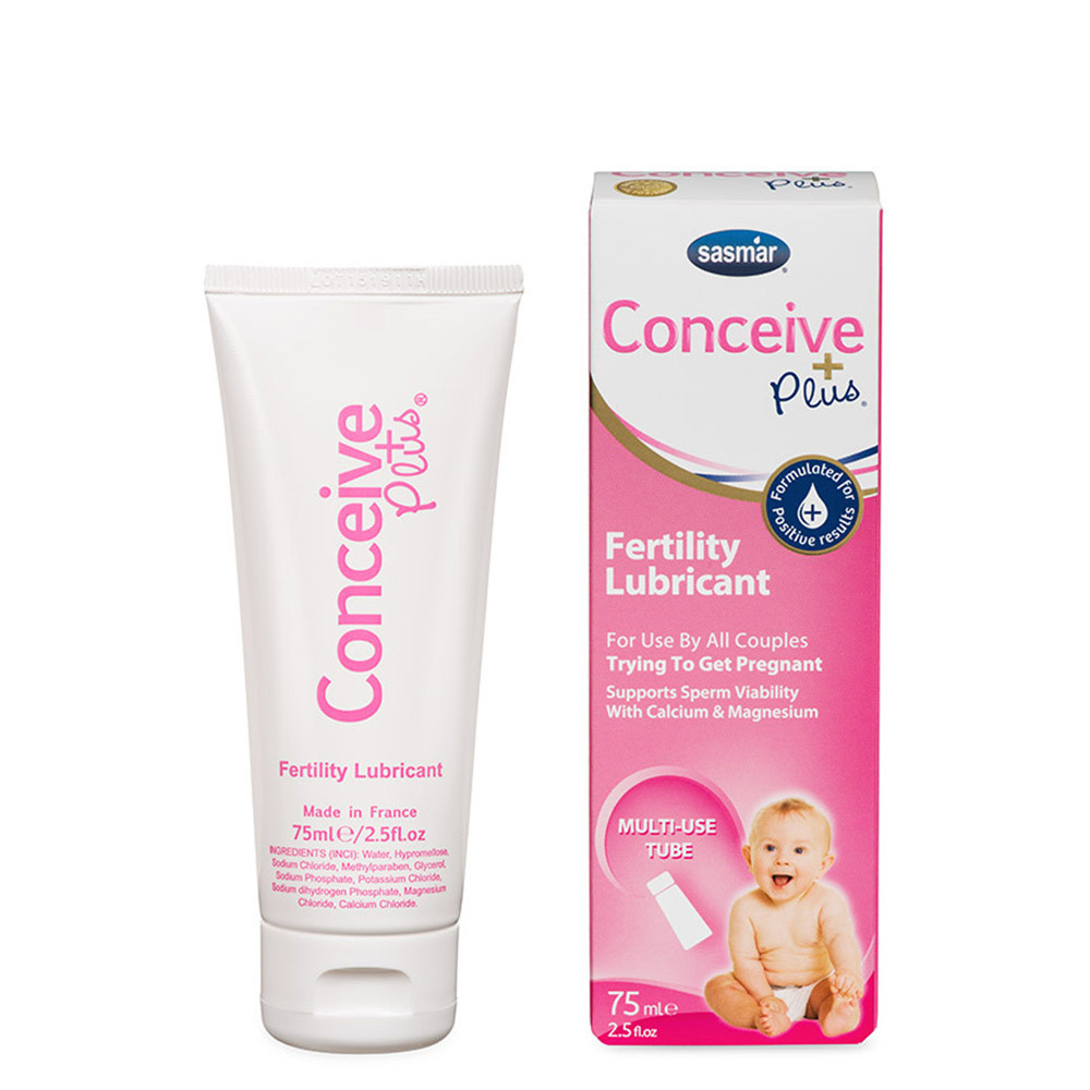 Conceive Plus Fertility Personal Lubricant Multi-use Tube