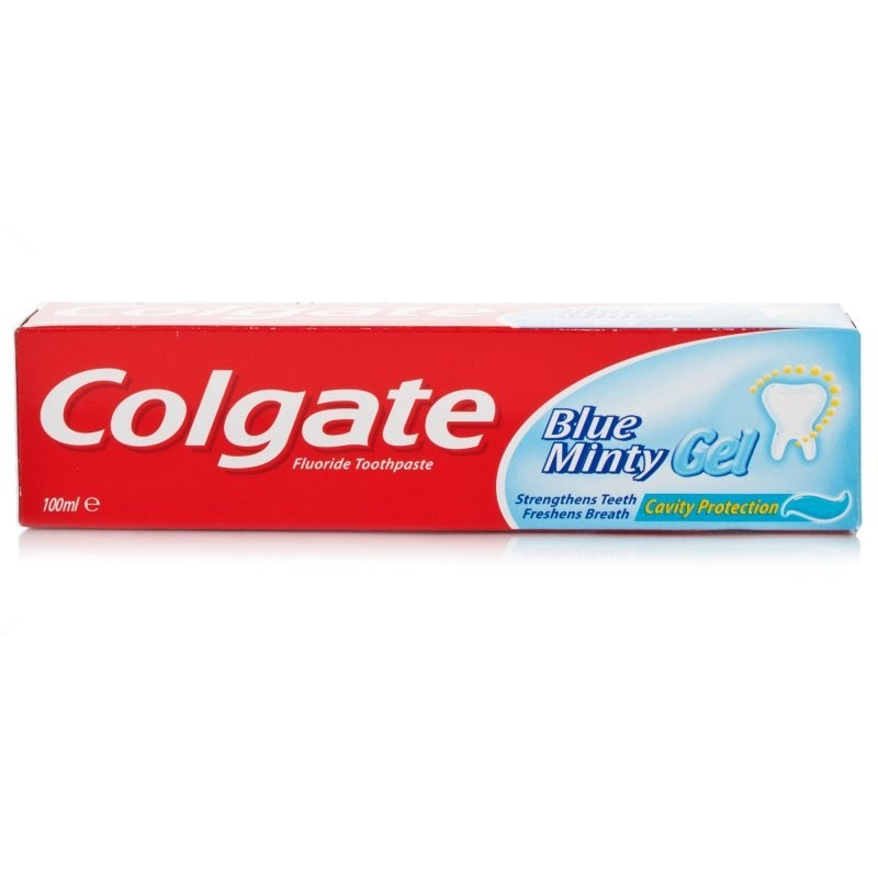 Colgate Blue Fresh Gel Toothpaste