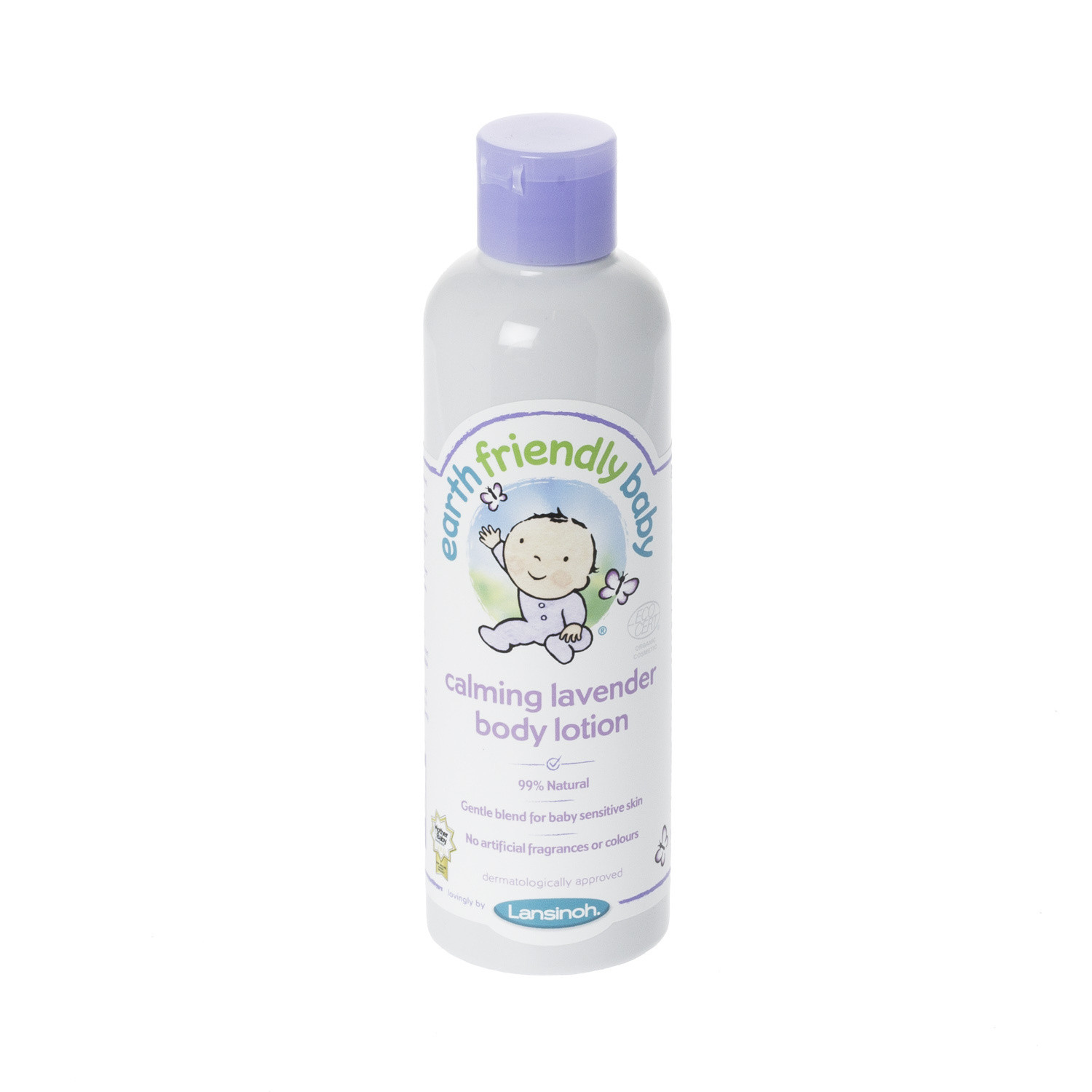 Earth Friendly Calming Lavender Body Lotion