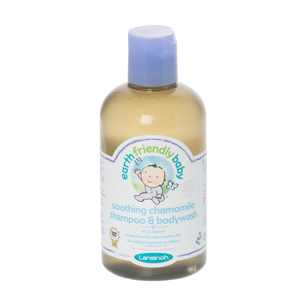 Earth Friendly Baby Soothing Chamomile Shampoo