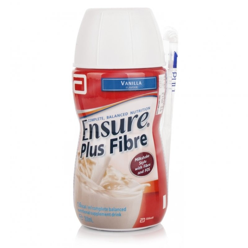 Ensure Plus Fibre Vanilla
