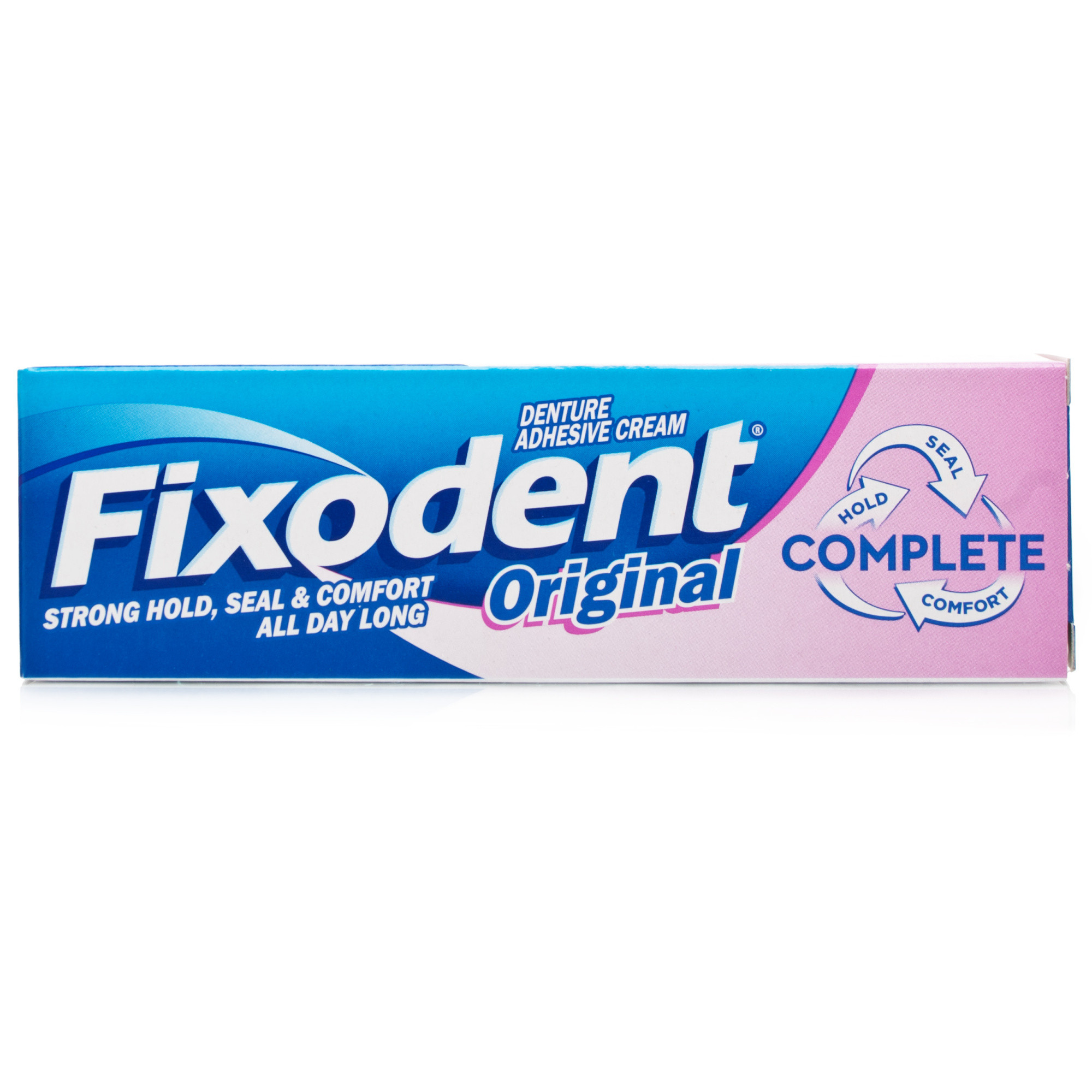 Fixodent Original Denture Adhesive Cream Mint