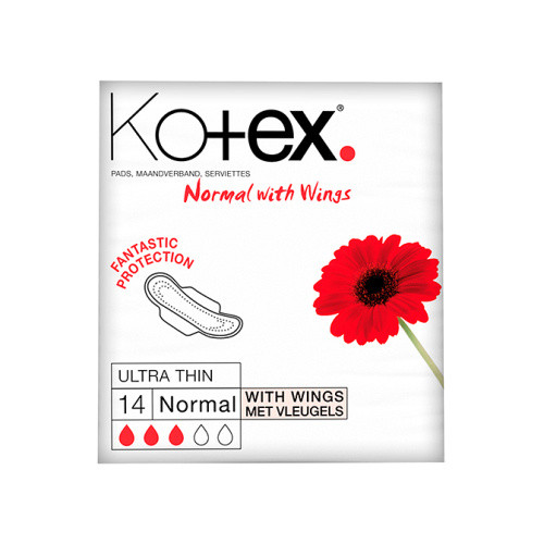Kotex Ultra Thin Normal with Wings