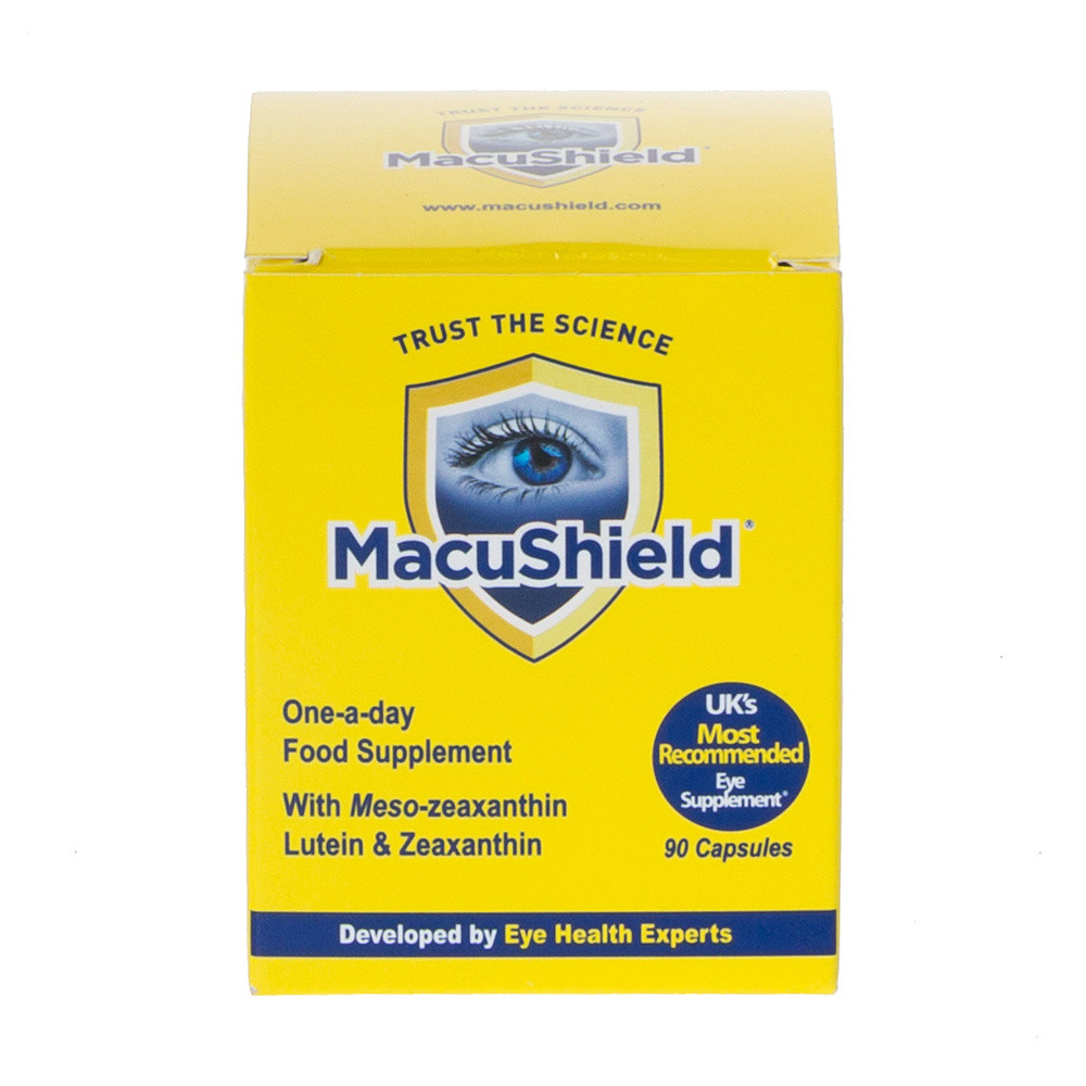 Macushield Eye Health Supplement