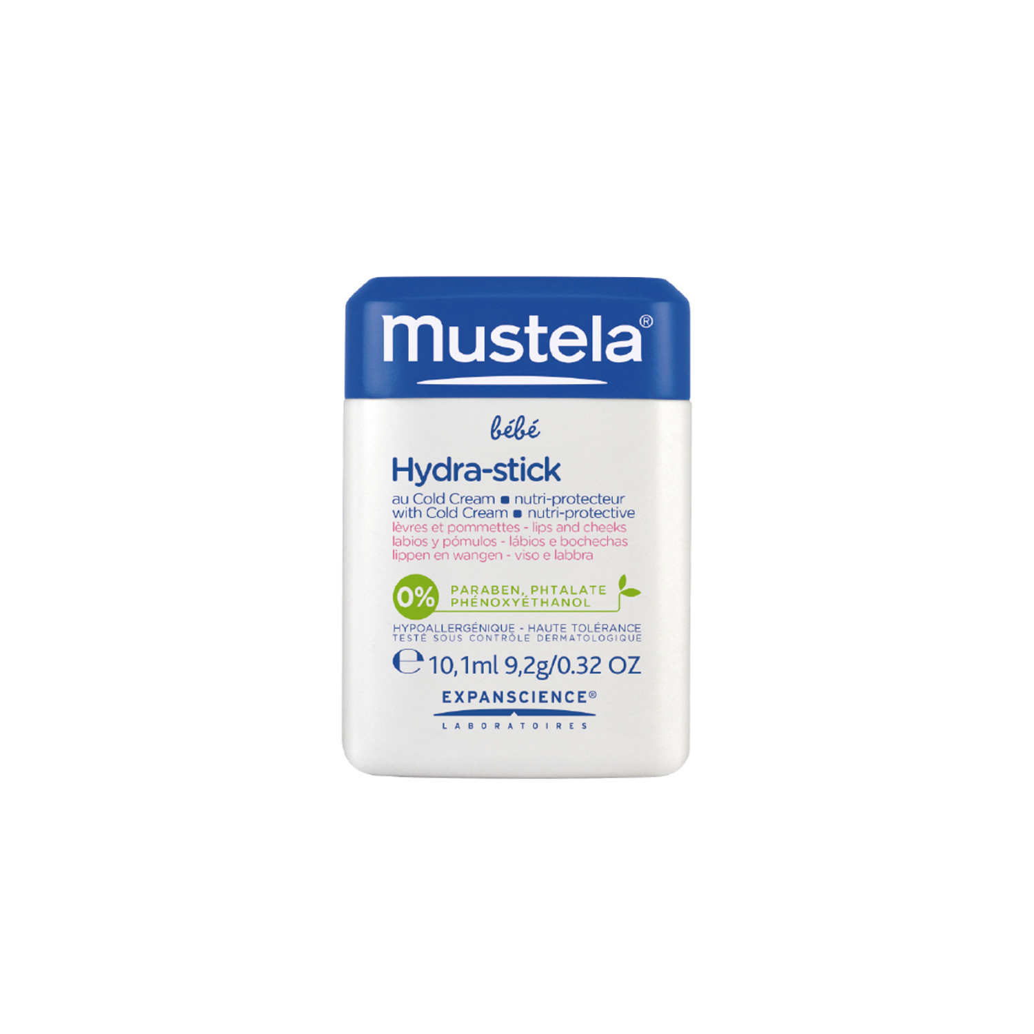 Mustela Hydra Stick with Cold Cream Nutri-Protective