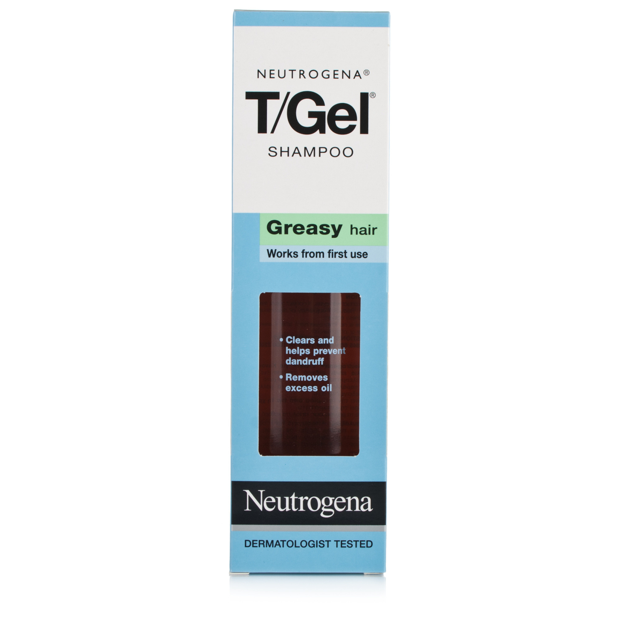 Neutrogena T/Gel Dandruff Shampoo For Greasy Hair