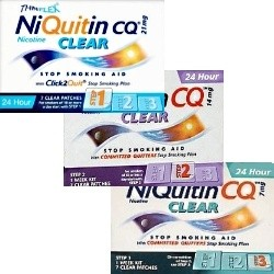 NiQuitin 10 Week Programme For Heavy Smokers