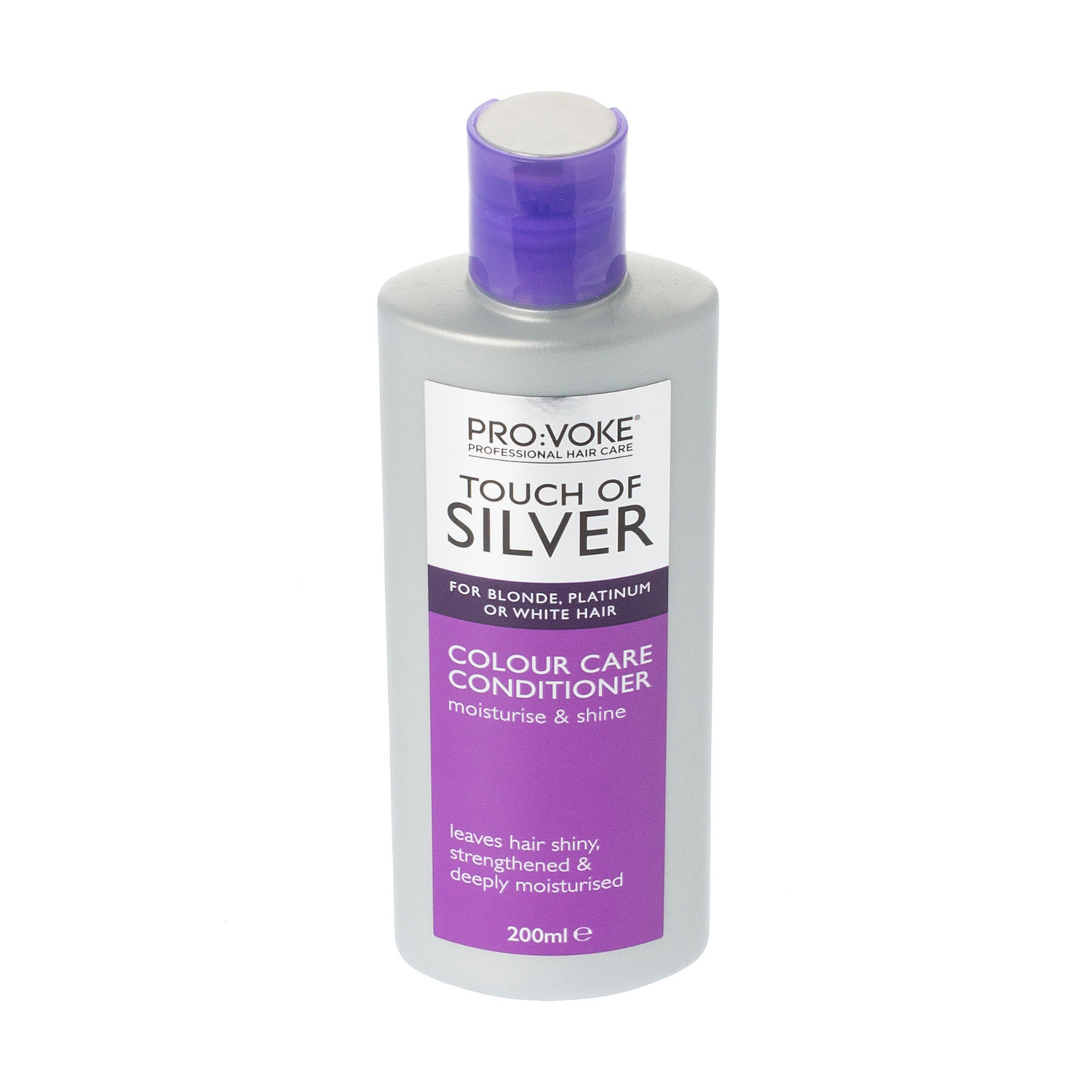 PRO:VOKE Touch Of Silver Colour Care Conditioner