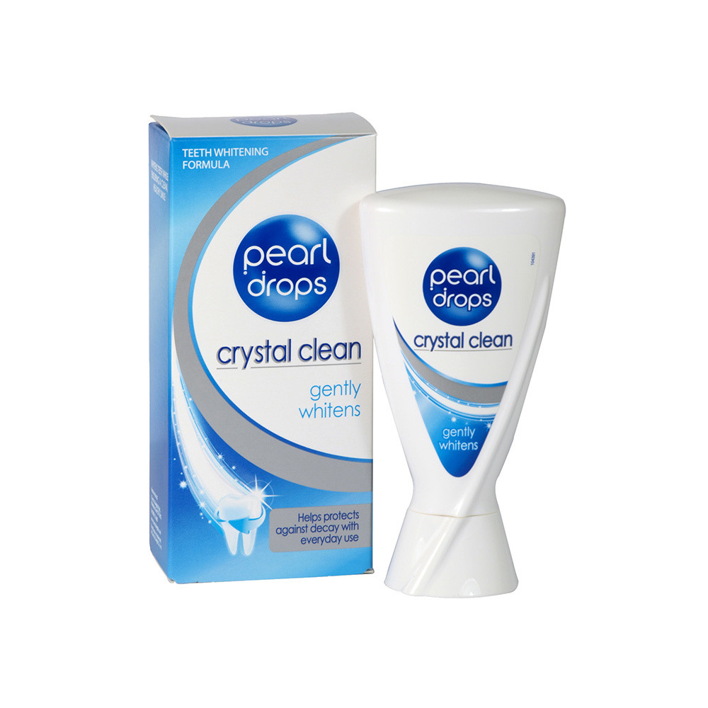 Pearl Drops Crystal Clean Toothpaste