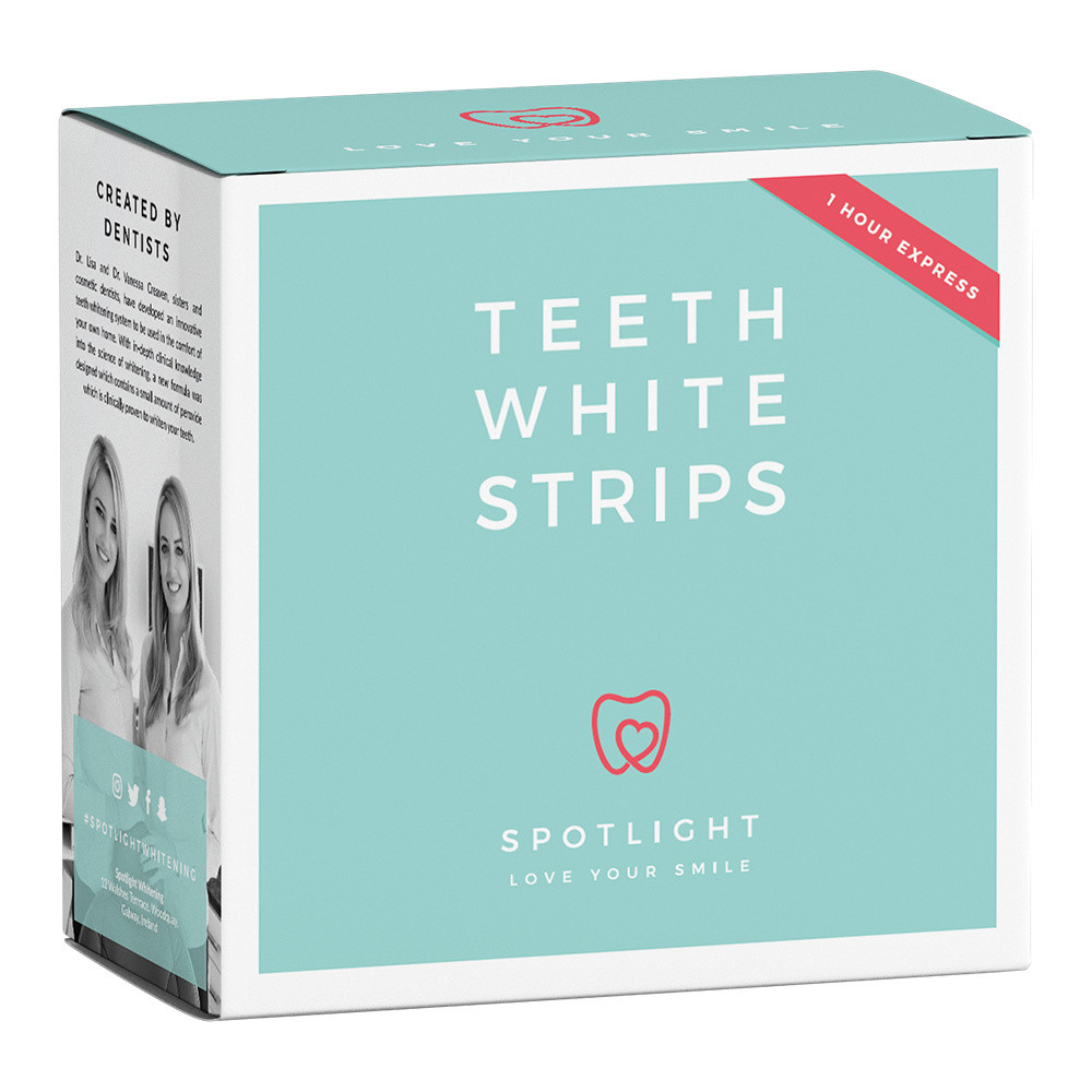 Spotlight Teeth Whitening Strips