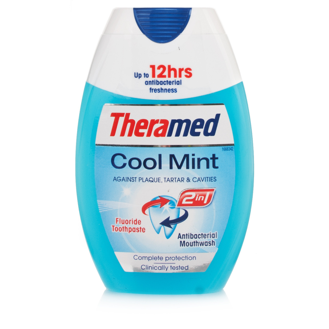 Theramed 2 In 1 Cool Mint