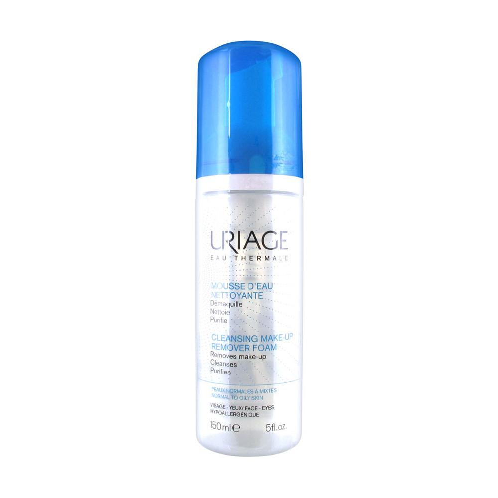 Uriage Cleansing Makeup Remover Foam