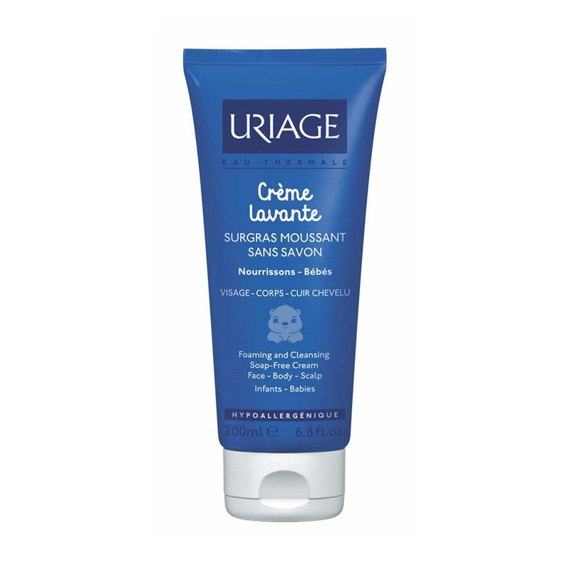 Uriage Foaming Cleansing Cream