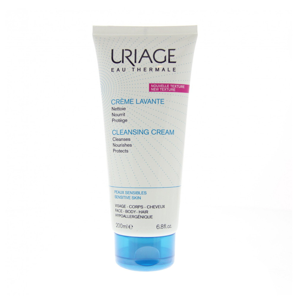Uriage Nourishing & Cleansing Cream
