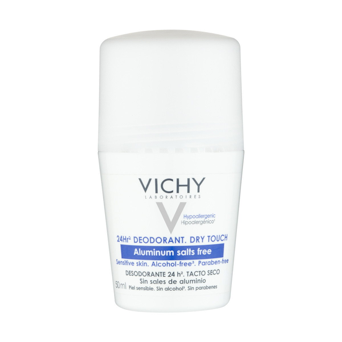 Vichy 24-Hour Dry Touch Deodorant Roll On