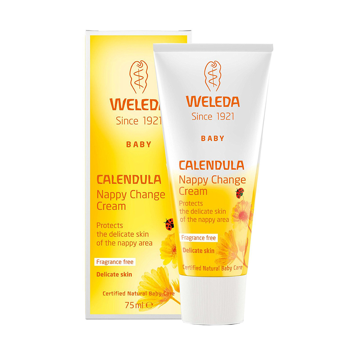Weleda Baby Nappy Change Cream