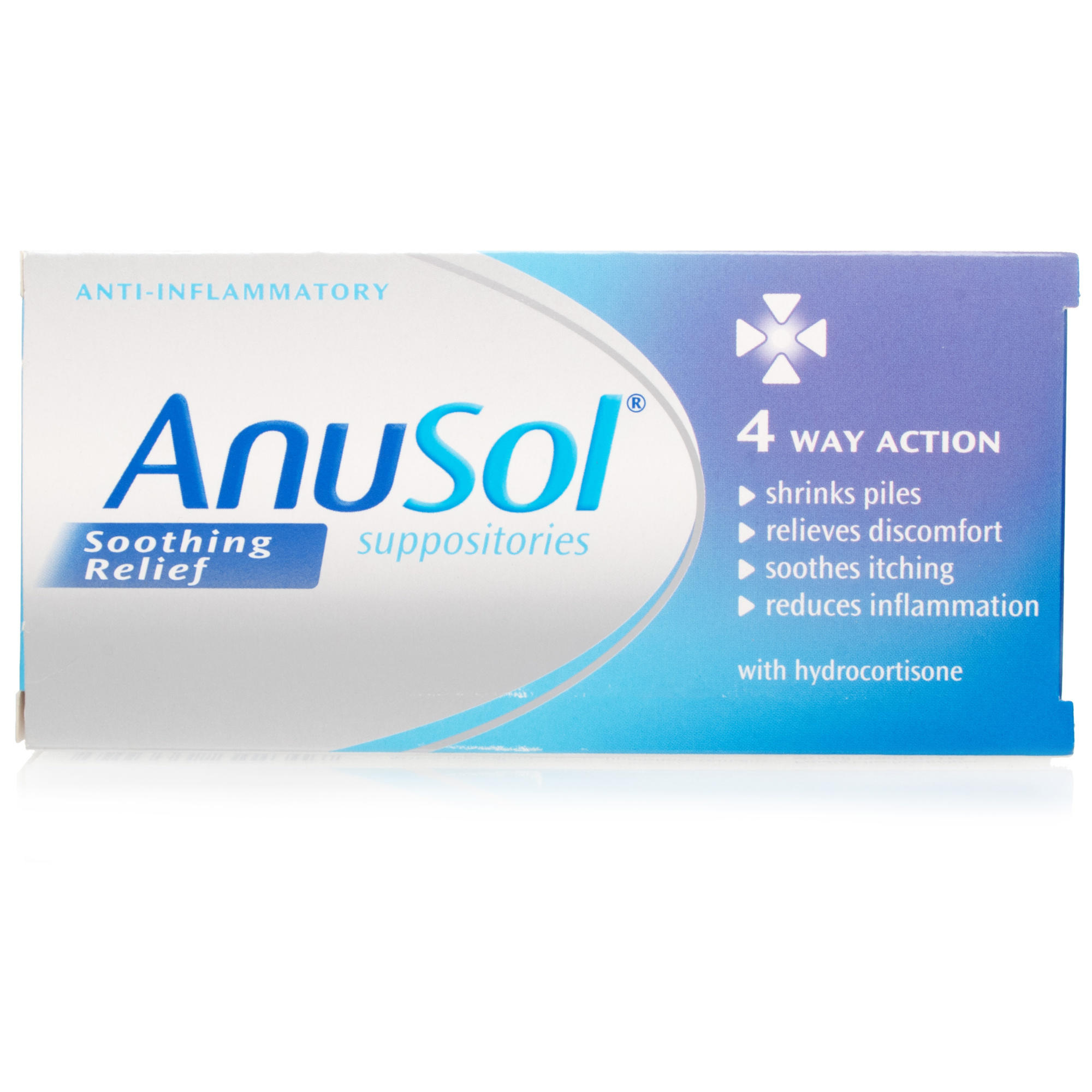 Anusol Soothing Relief Suppositories